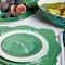 Jasper Conran Chinoiserie Green Plate 23cm