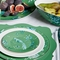 Jasper Conran Chinoiserie Green Plate 27cm