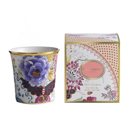 Wedgwood Baby Gifts Australia : Wedgwood little luxuries butterfly bloom candle gardenia