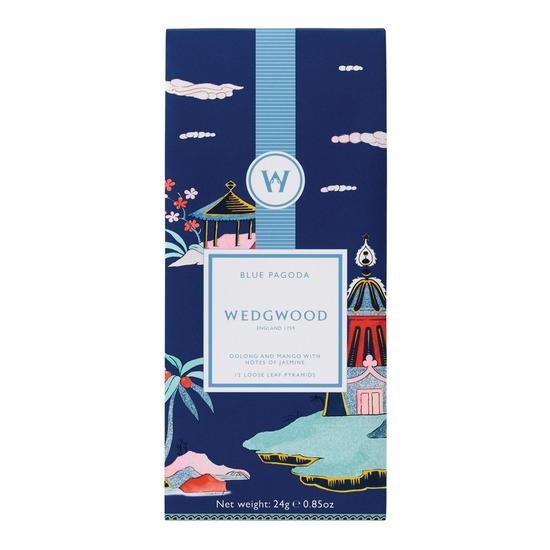Wonderlust Blue Pagoda Oolong Blend Tea