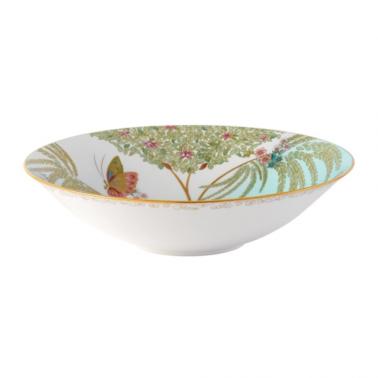 Jade Butterfly Willow Bowl 28cm