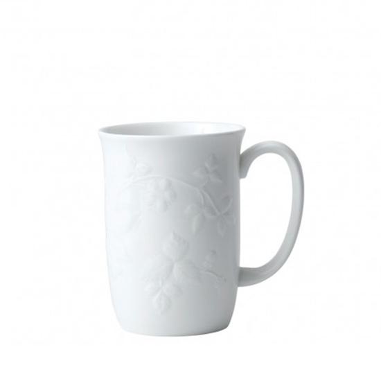 Wild Strawberry White Mug 250ml