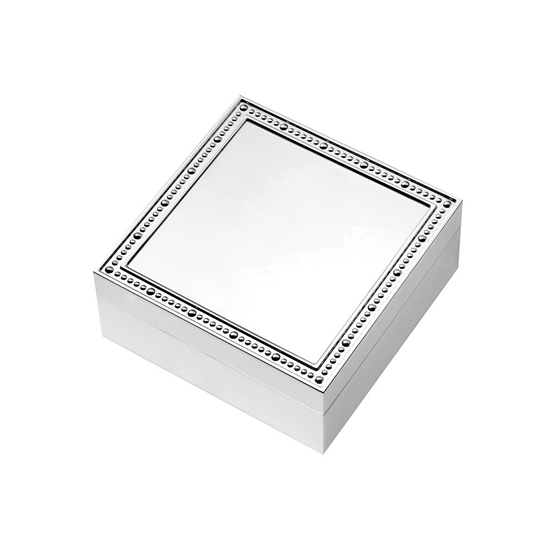 Vera Wang With Love Square Keepsake Box 10cm