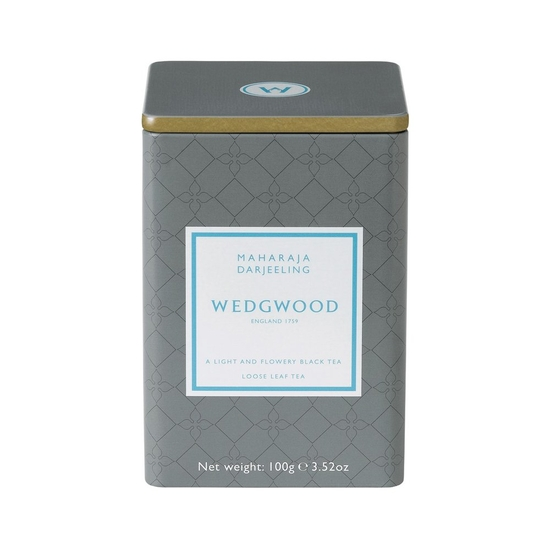 Maharaja Darjeeling Tea Caddy 100g