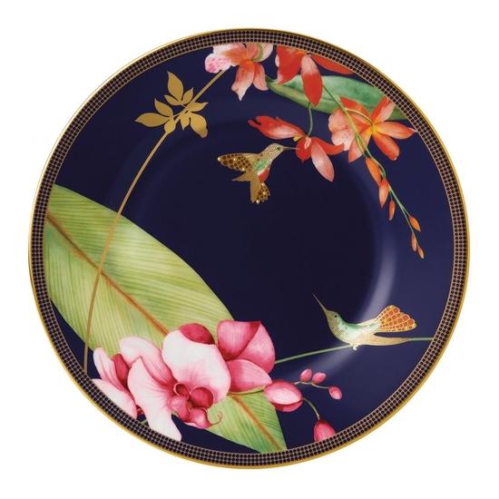 Hummingbird Plate 20cm