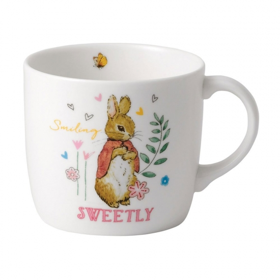 Peter Rabbit Pink Mug