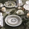 Christmas Plates 20cm Set of 4