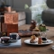 Wonderlust 2 Tier Cake Stand