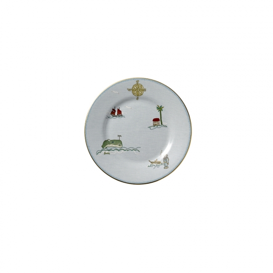 Sailor's Farewell Plate 22.5cm