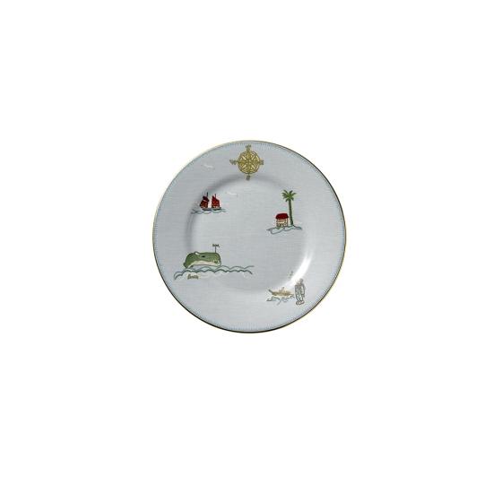 Sailor's Farewell Plate 22.5cm