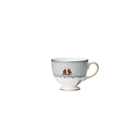 Sailor's Farewell Tea Cup & Saucer
