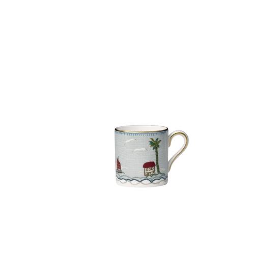 Sailor's Farewell Coffee Cup & Saucer