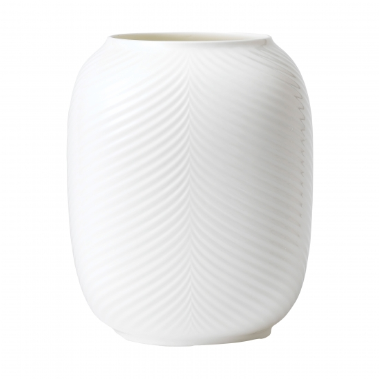 White Folia Large Lithophane 20cm