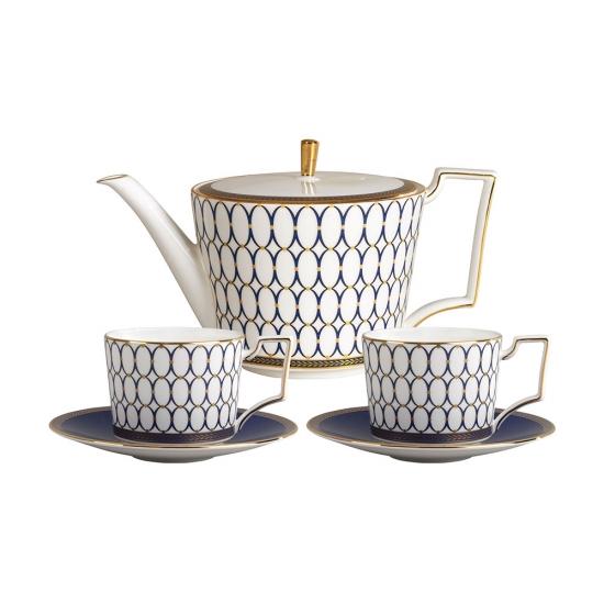Renaissance Gold Tea for Two