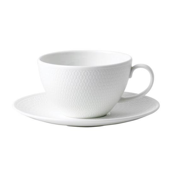 Gio Teacup and Saucer