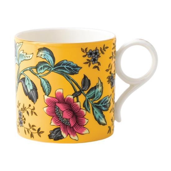 Wonderlust Yellow Tonquin Mug Large 300ml