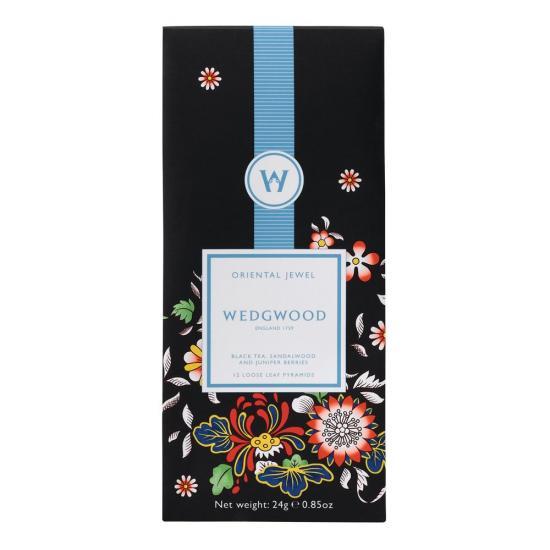 Wonderlust Oriental Jewel Black Sencha Tea