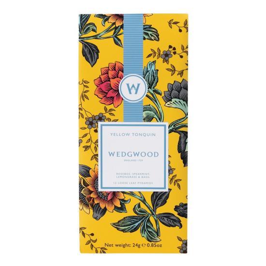 Wonderlust Yellow Tonquin Herbal Blend Tea