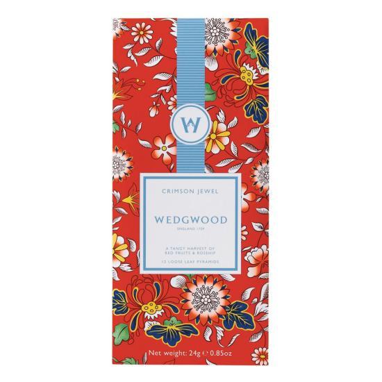 Wonderlust Crimson Jewel Fruit Fusion Tea