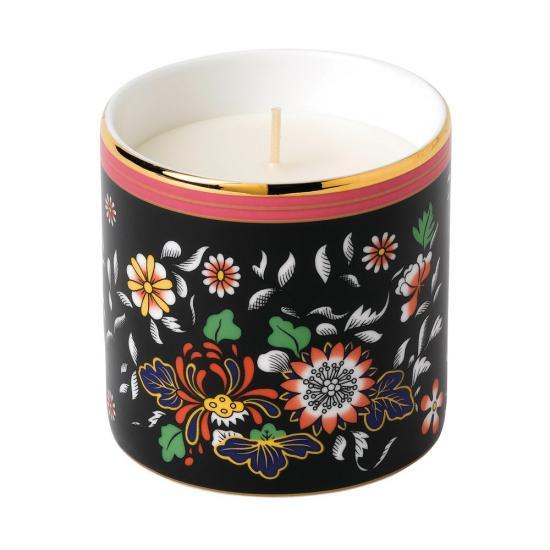 Wonderlust Oriental Jewel Candle
