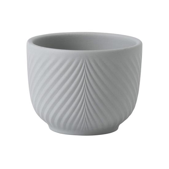 Folia Mini Pots Dove Grey
