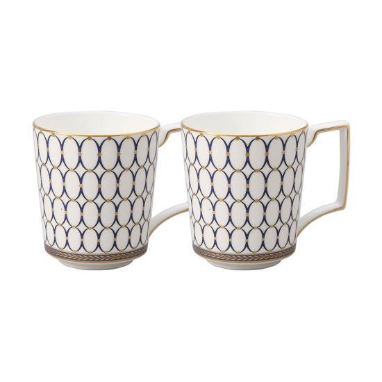 Renaissance Gold Mug Set of 2