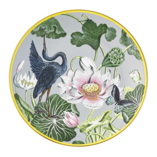 Wonderlust Waterlily Plate 20cm