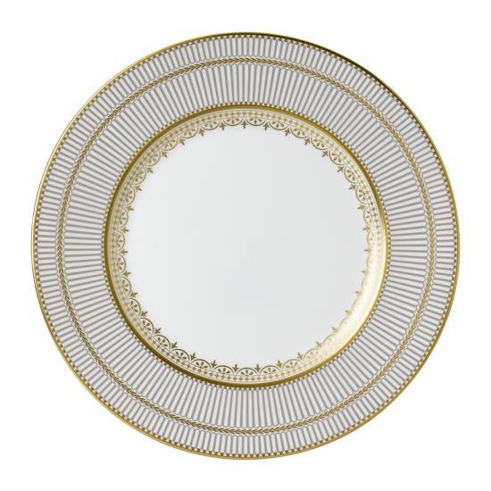 Anthemion Grey Plate 27cm
