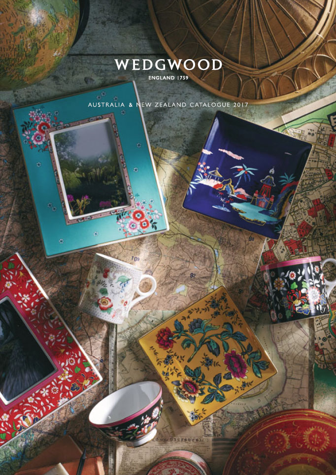 Wedgwood 2017 Catalogue