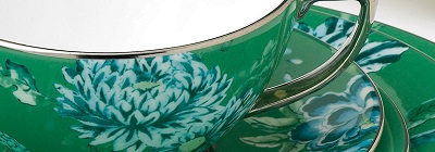 Jasper Conran Green Chinoiserie Collection